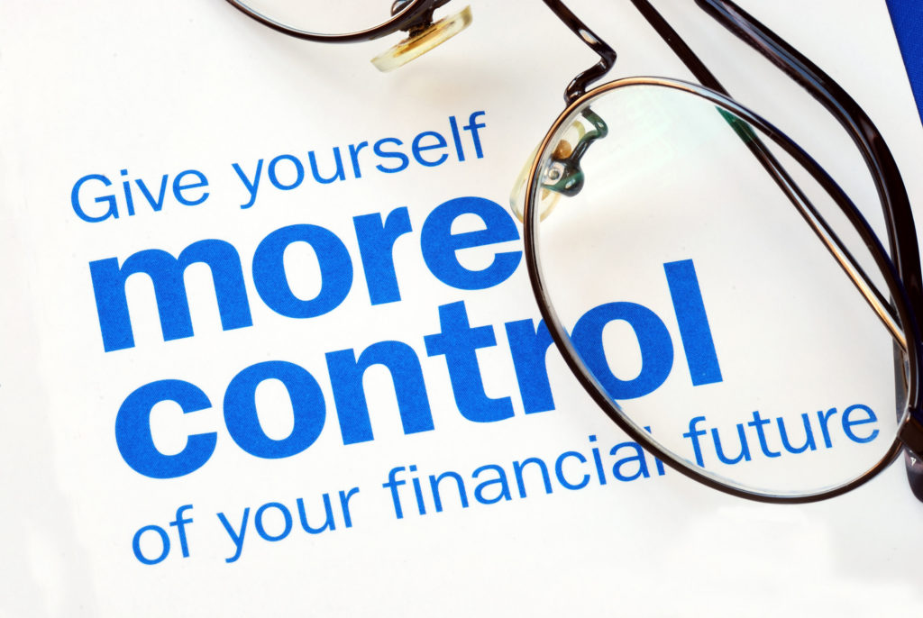 Give Yourself More Control